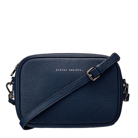 Status Anxiety - Plunder Bag Navy Blue
