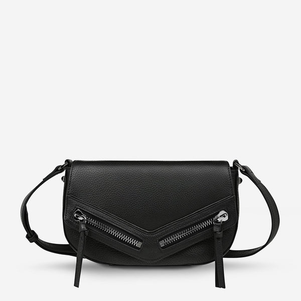Status Anxiety - TRANSITORY BAG BLACK