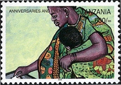 Anniversaries & Events - 2005 General Elections - Philately Tanzania stamps
