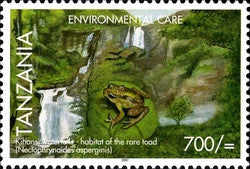 Environmental Care - Habitat - Philately Tanzania stamps