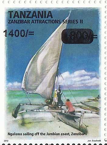 Zanzibar Attraction- Ngalawa