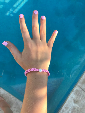 GIRLS PRINCESS BRACELET HAIR TIE