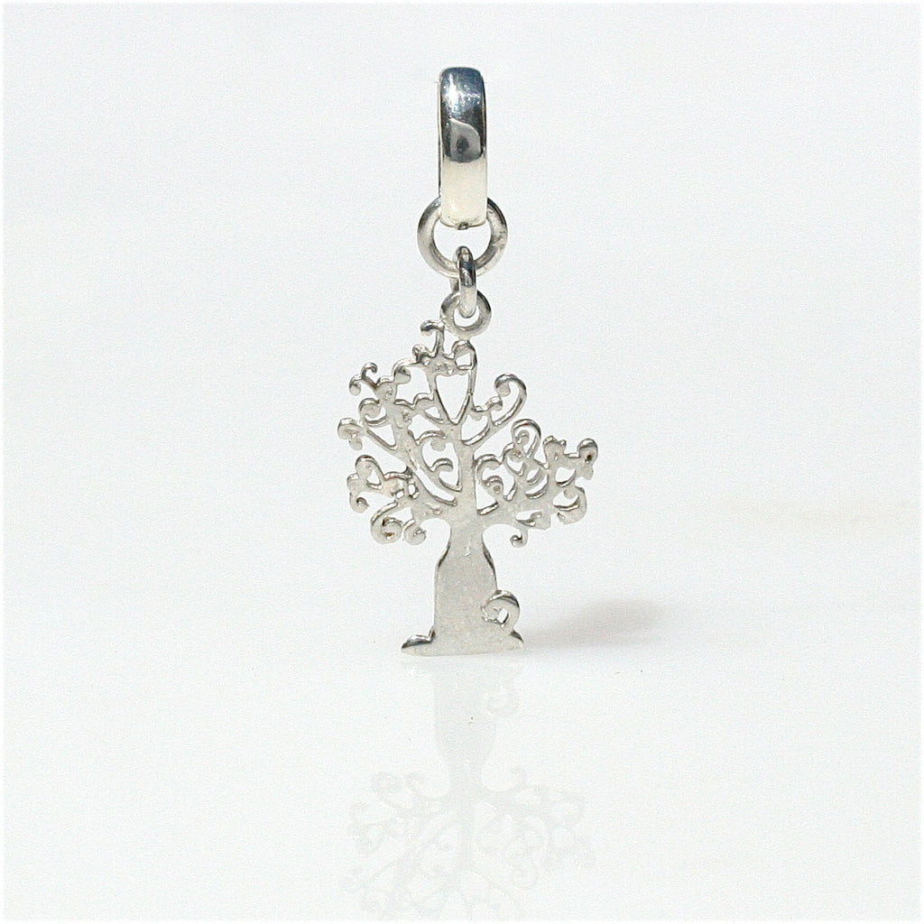 Boab tree of life pendant charm