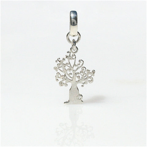BOAB TREE PENDANT LIVE LOVE LIFE WITH PEARL