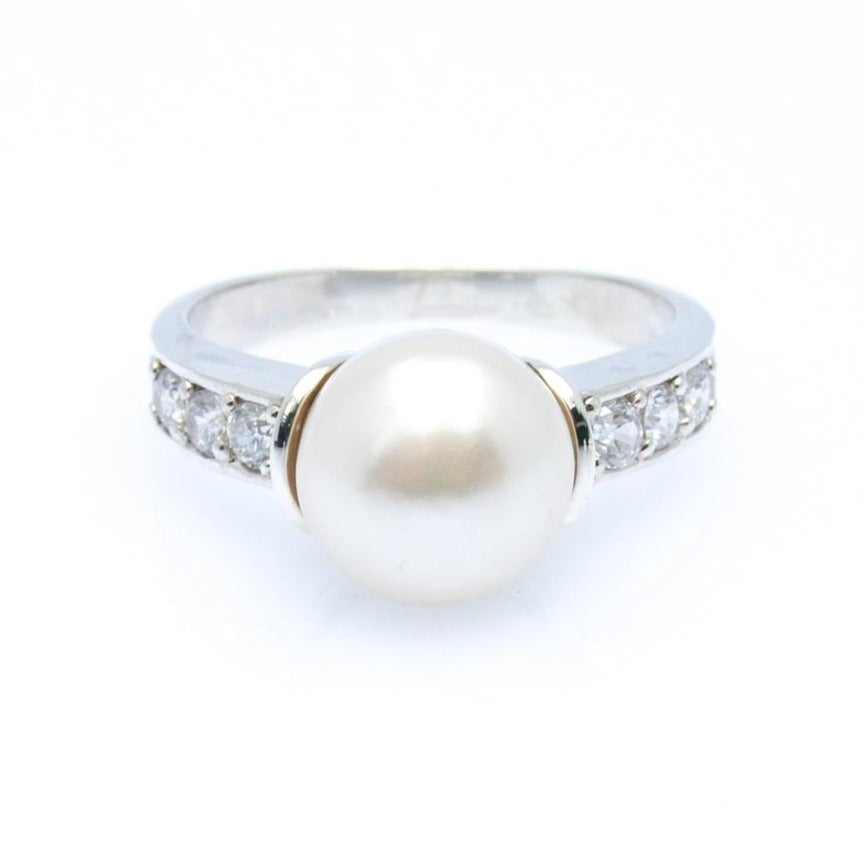 dress pearl ring