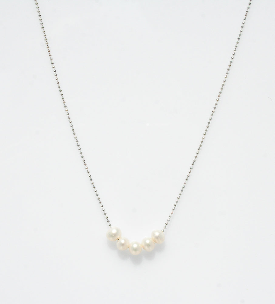 CABLE BEACH SANDS PEARL NECKLACE