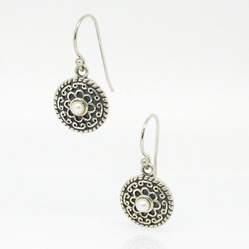 CHINATOWN LADIES EARRINGS OXIDE