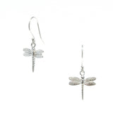 DRAGONFLY HOOK EARRINGS