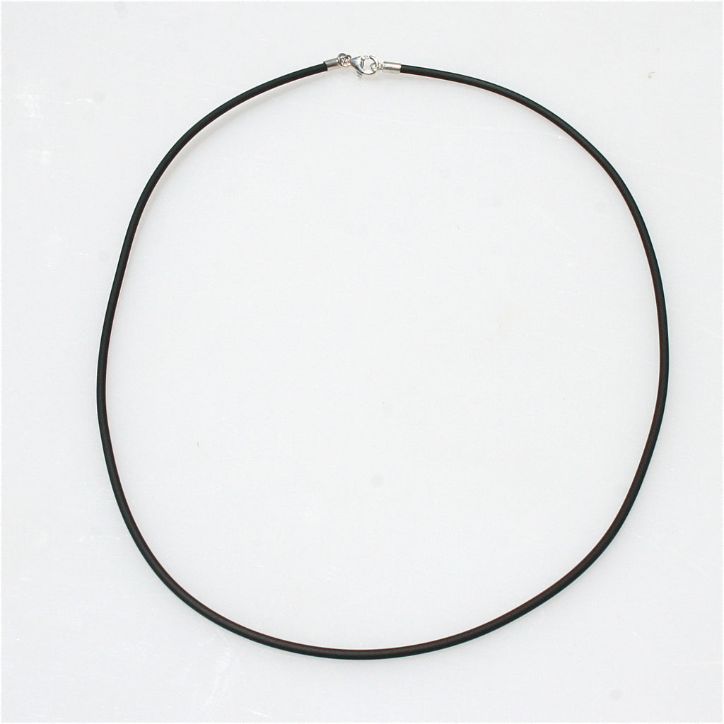 neoprene necklace