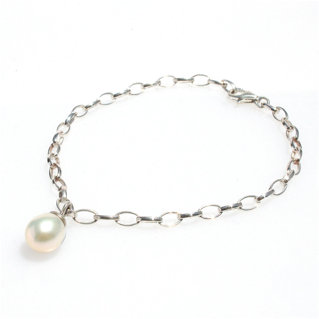 childrens pearl bracelet