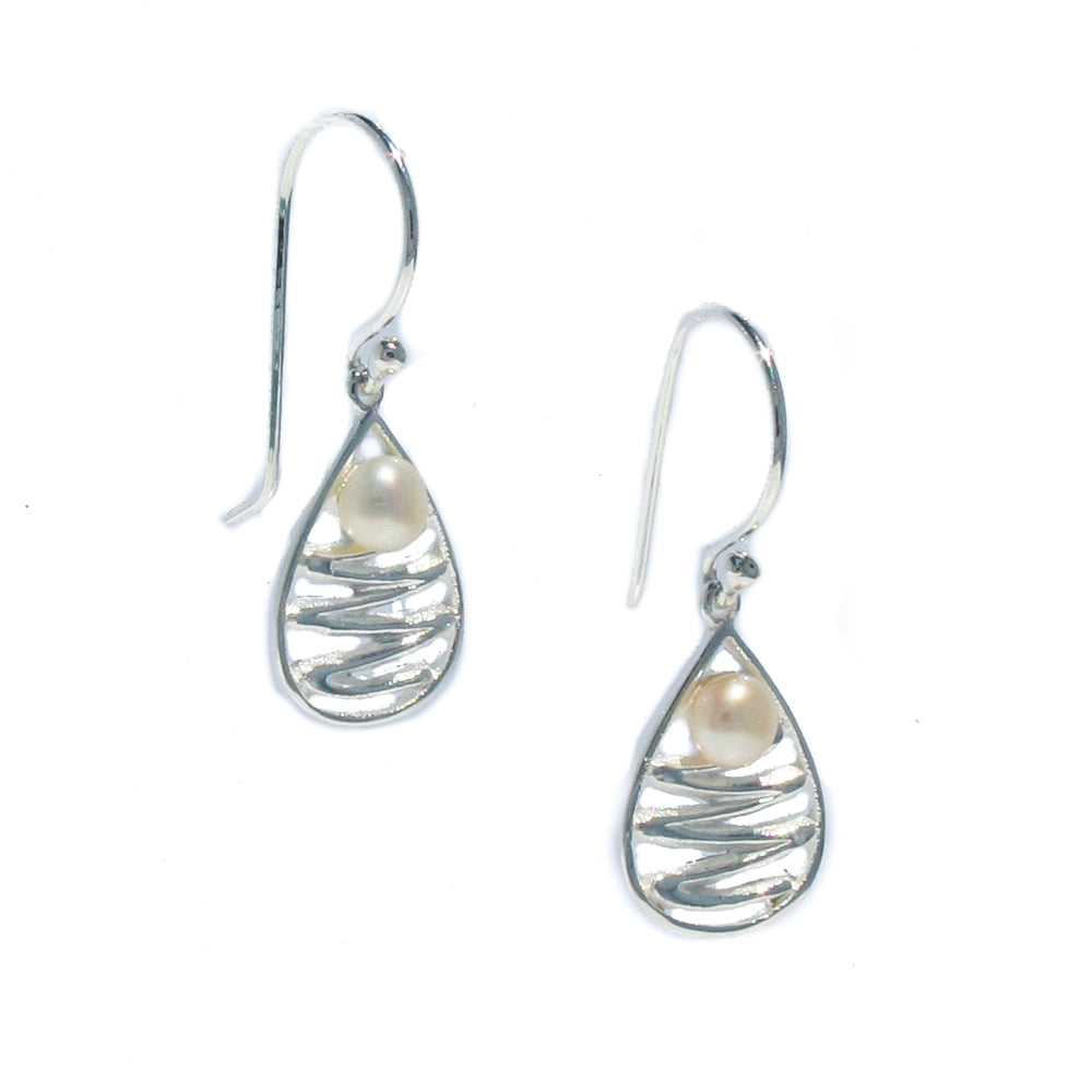 staircase to the moon earrings Broome
