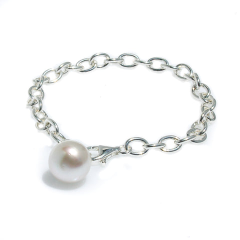 AUSTRALIAN SOUTH SEA PEARL NECKLACE NEOPRENE