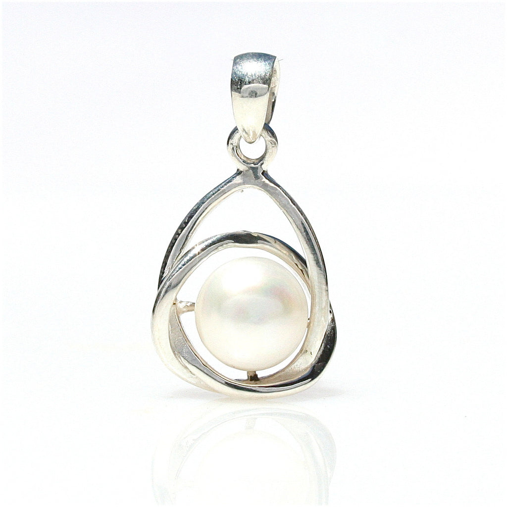 ball small glass amy products pfaffman jewelry pendant beach