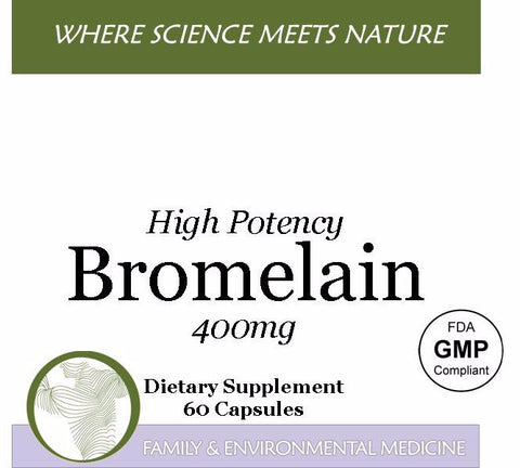 High Potency Bromelain