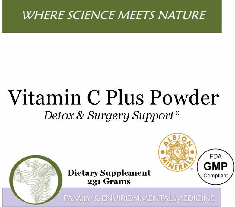 Vitamin C Plus Powder