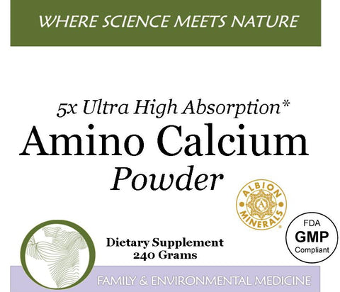Amino Calcium Powder