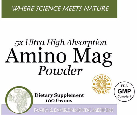 Amino Mag Powder