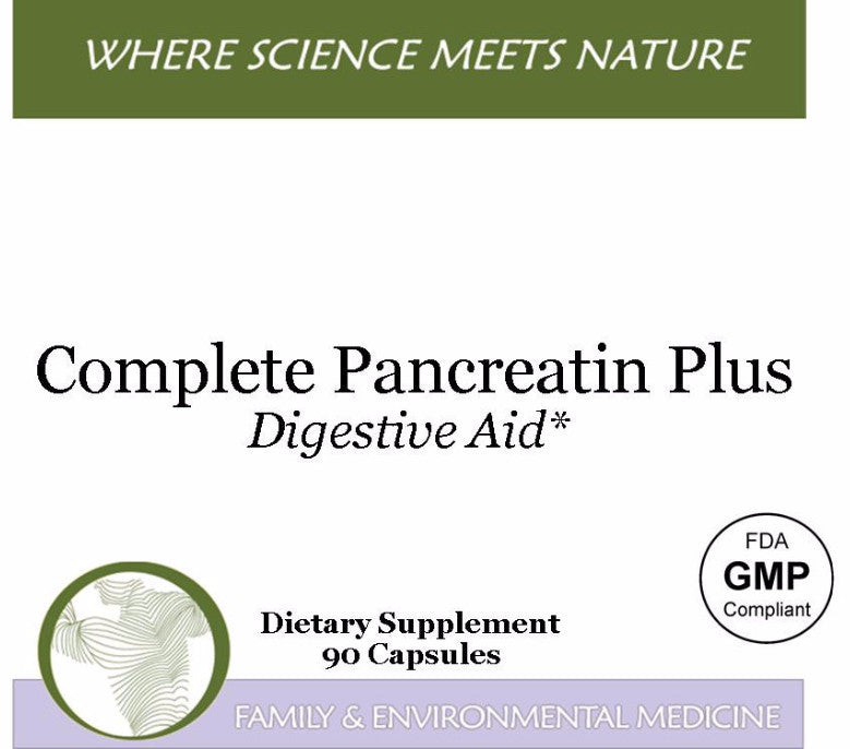 Complete Pancreatin Plus