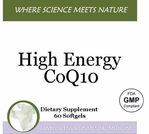 High Energy CoQ10