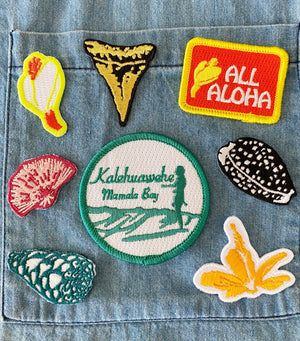 Iron-On Patch | Surf Patches