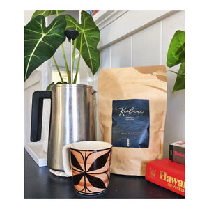 Three Piko - Keolani Coffee - 100% Kona Coffee ALL SALES FINAL