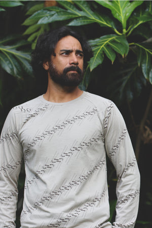 ʻOlopū | Long Sleeve Tee - ALL SALES FINAL