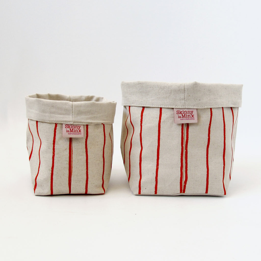 Soft Bucket - Simple Stripe