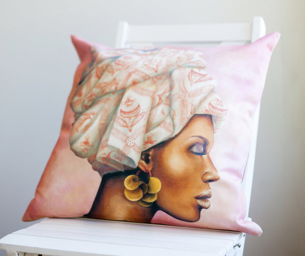 Cushions - African Ladies