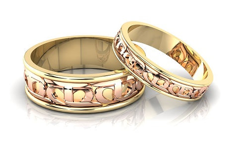 CTR WEDDING RINGS