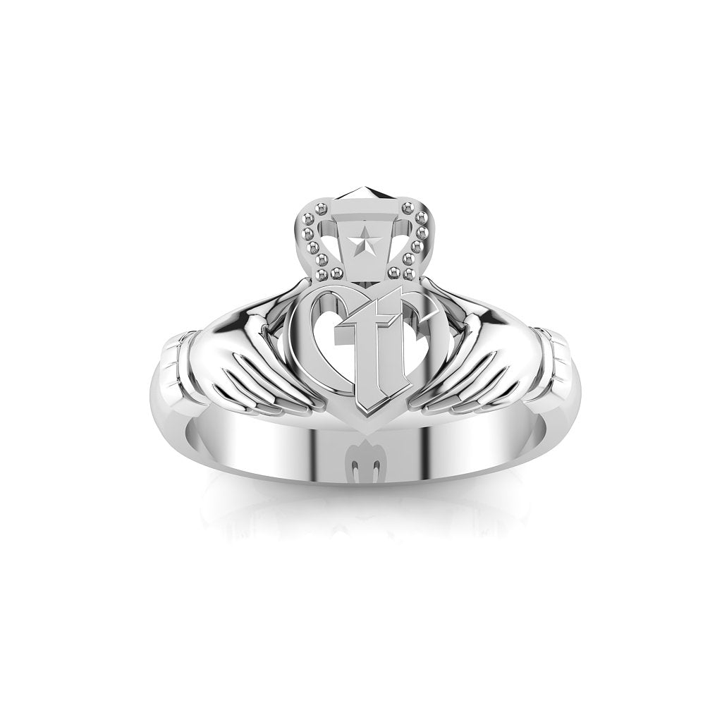 CTR Ladies Irish Claddagh, Silver #183