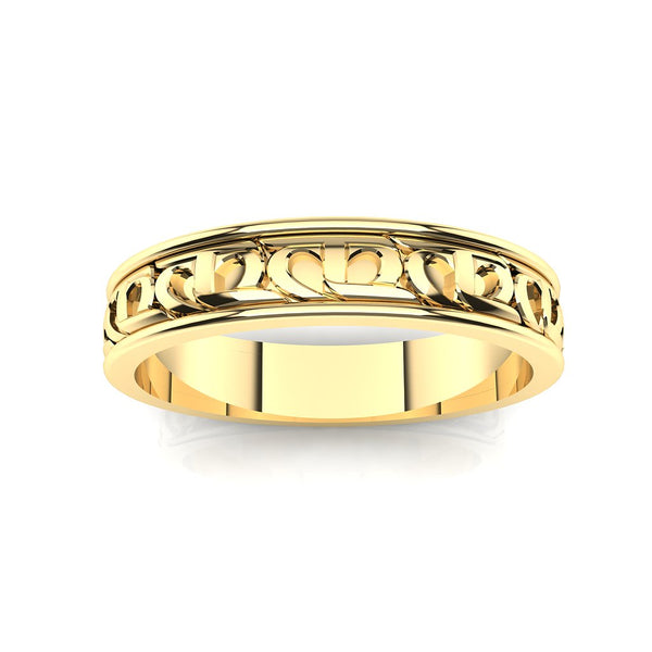 CTR Ladies Wedding Ring, 14K #283