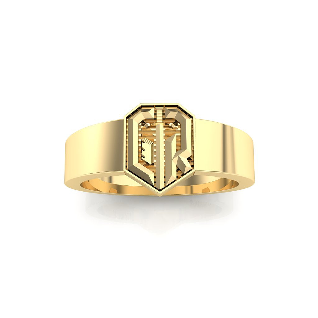 CTR Large Laban's Sword Ring, 14K #603