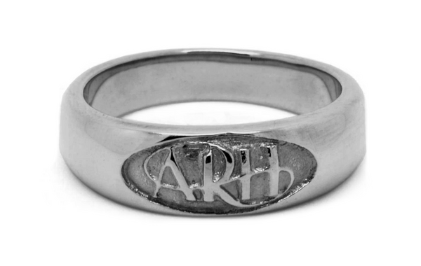 """Always Remember Him"" ARH Ring #713"