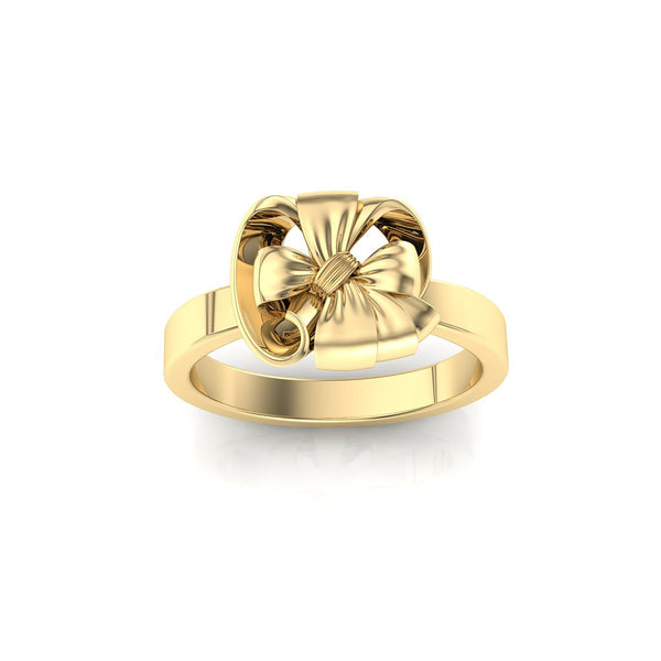 CTR Ribbon Bow Ring 27341