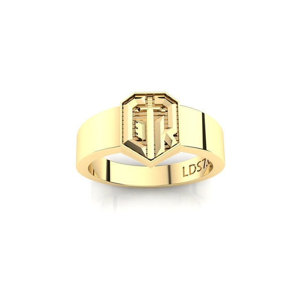 CTR Laban's Sword Ring, 14K #613 - Regular Size