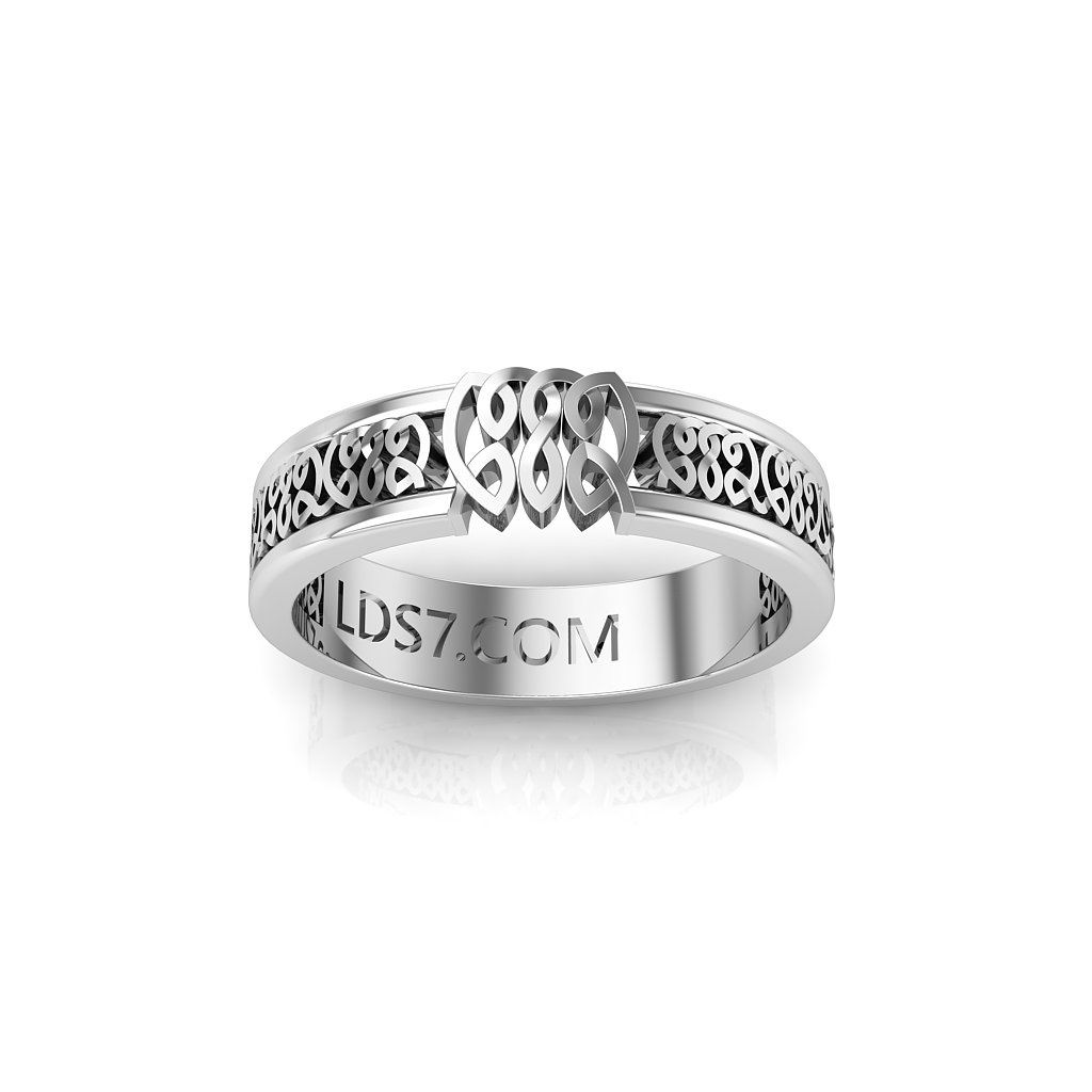 CTR Celtic Band, Silver #523