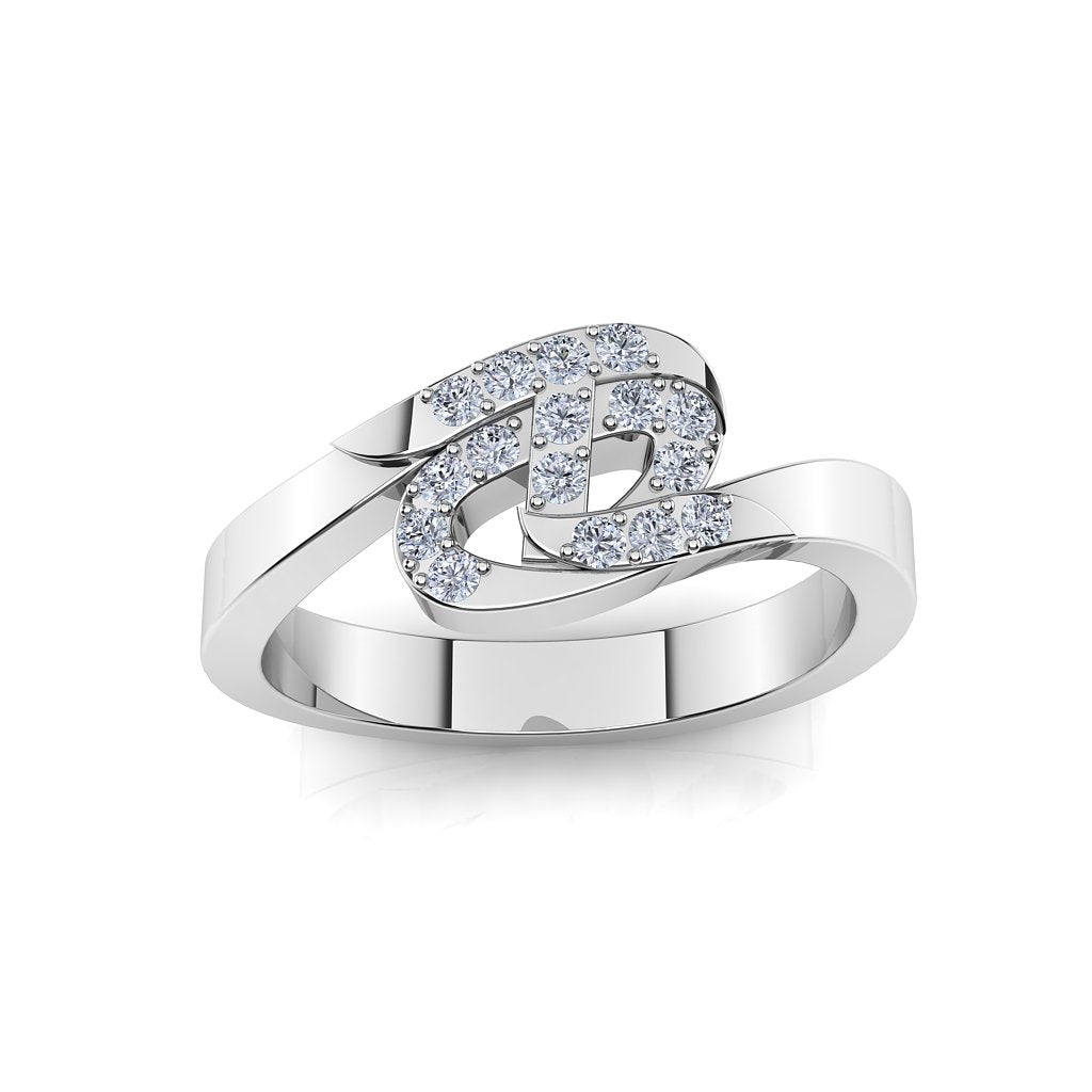 CTR Divine Ring, Stone-set 56312