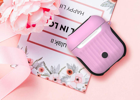 ULAK Pink AirPod Case