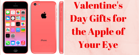 Valentine's Day Gifts for the Apple of Your Eye