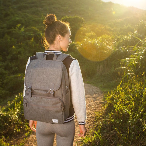 Grey Everyday Backpack