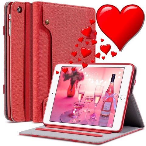Red iPad Case for Valentine's Day!