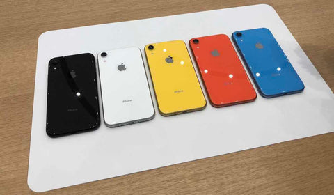 Apple's new iPhone XR