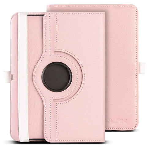 Pink Folio Fire Case