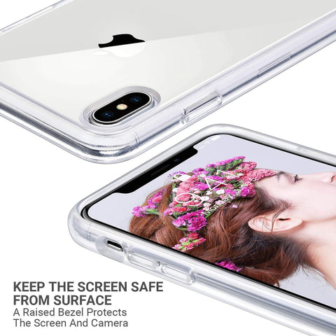 iPhone Xs Max Protective ULAK Case