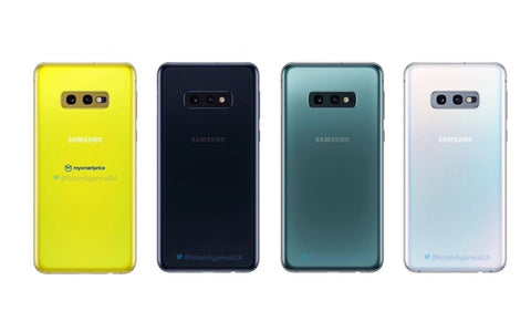 New Samsung Galaxy S10 Launch