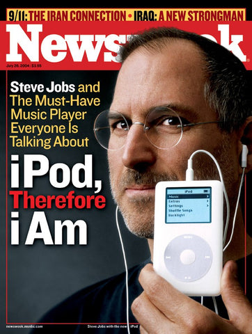 Steve Jobs and the First iPod