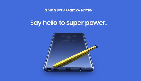 Samsung Galaxy Note9 has the best battery life