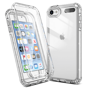 Heavy Duty Shockproof Clear Case for iPod Touch 5/6/7 - Ulakcases