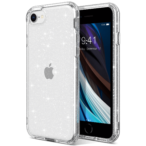 Bling Sparkle Clear Case for iPhone 7/8/SE - Ulakcases