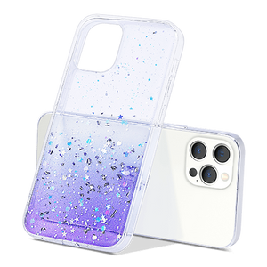 G-series Bling Clear Glitter Case for iPhone 12 Pro Max - Ulakcases